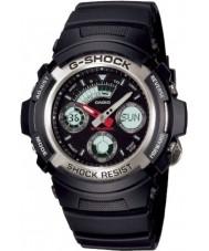 Casio AW-590-1AER Mens G-Shock kronograf sportsklokke