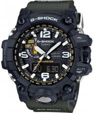 Casio GWG-1000-1A3ER Mens g-shock radio kontrollert solcelledrevet kompass Black Watch