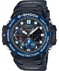 Casio GN-1000B-1AER Mens g-shock gulfmaster tidevannsgraf og månealder Black Watch