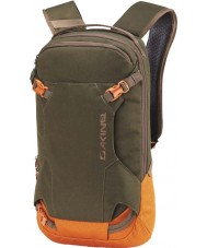 Dakine 10001470-TIMBER-81X Heli pack 12l ryggsekk