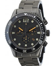 Elliot Brown 929-004-B05 Mens bloxworth grå ip stål chronograph klokke