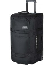 Dakine 10000783-BLACK-OS Svart split roller bag - 110L