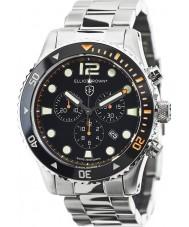 Elliot Brown 929-005-B01 Mens bloxworth sølv stål chronograph klokke