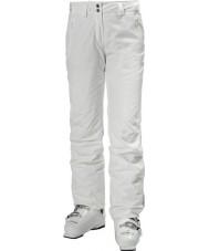 Helly Hansen Damer legendariske hvite ski bukser