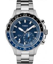Timex TW2R39700 Mens iq flytte smartwatch