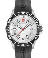 Swiss Military 6-4306-04-001 Herre patrulje klokke