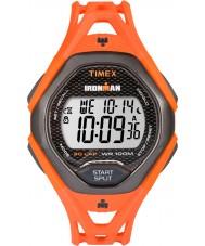 Timex TW5M10500 Mens ironman elegant oransje resin rem watch