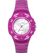 Timex TW5M06600 Barn maraton lilla resin rem watch
