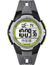 Timex TW5M06700 Mens maraton svart resin rem watch