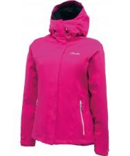 Dare2b DWW120-1Z008L Ladies konvoi elektrisk rosa vanntett jakke - størrelse XXS (8)