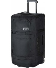 Dakine 10000784-BLACK-OS Svart split roller bag - 85L