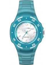 Timex TW5M06400 Barn maraton blå resin rem watch