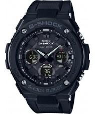 Casio GST-W100G-1BER Mens g-shock radiostyrt solar Black Watch