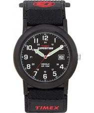 Timex T40011 Mens svart camper ekspedisjonen watch