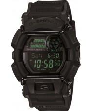 Casio GD-400MB-1ER Mens g-shock matt svart resin rem watch