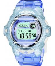 Casio BG-169R-6ER Ladies babyen-g Tele 25 blå digital klokke