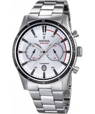 Festina F16818-1 Mens Tour of Britain 2015 alt sølv chronograph klokke