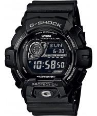Casio GR-8900A-1ER Mens g-shock verdens tid sort solcelledrevet klokke