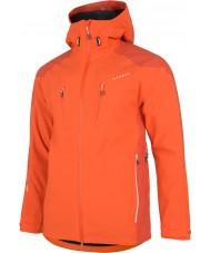 Dare2b DMW118-07G95-XXXL Mens trofaste gresskar oransje vanntett jakke - størrelse XXXL