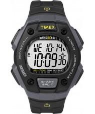 Timex TW5M09500 Mens ironman svart resin rem watch