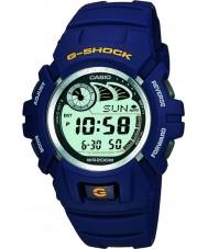 Casio G-2900F-2VER Mens g-shock e-databank blå watch