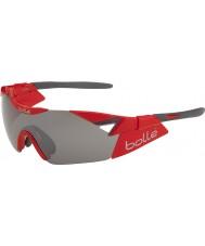 Bolle Sjette sans s skinnende rød TNS pistol solbriller