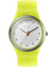 Braun BN0111WHGRL Ladies idrett grønn silikon stropp watch