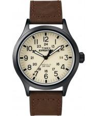 Timex T49963 Mens ekspedisjon speider brun klokke