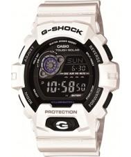 Casio GR-8900A-7ER Mens g-shock verdens tid hvite solcelledrevet klokke
