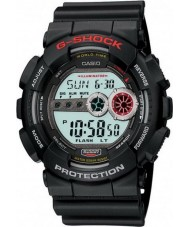 Casio GD-100-1AER Mens g-shock super auto LED lys watch