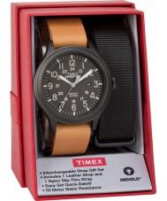 Timex TWG016200 Herre ekspedisjon scout watch gave sett