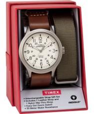 Timex TWG016100 Herre ekspedisjon scout watch gave sett