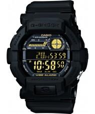 Casio GD-350-1BER Mens g-shock verdens tid Black Watch