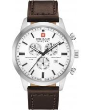 Swiss Military 6-4308-04-001 Herre klassisk klokke