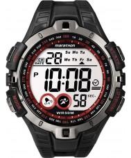 Timex T5K423 Mens rød svart maraton sport watch