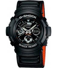 Casio AW-591MS-1AER Mens G-Shock kronograf sportsklokke