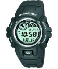 Casio G-2900F-8VER Mens g-shock auto-lys grå harpiks watch