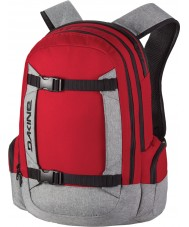 Dakine 10000761-RED Mission 25l ryggsekk