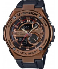 Casio GST-210B-4AER Mens g-shock auto LED lys svart resin rem watch