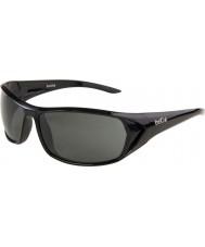 Bolle Blacktail skinnende svart TNS solbriller