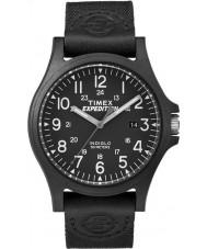 Timex TW4B08100 Mens ekspedisjon svart stoff stropp watch